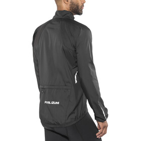 PEARL iZUMi Elite Barrier Jacket Men Black/Black
